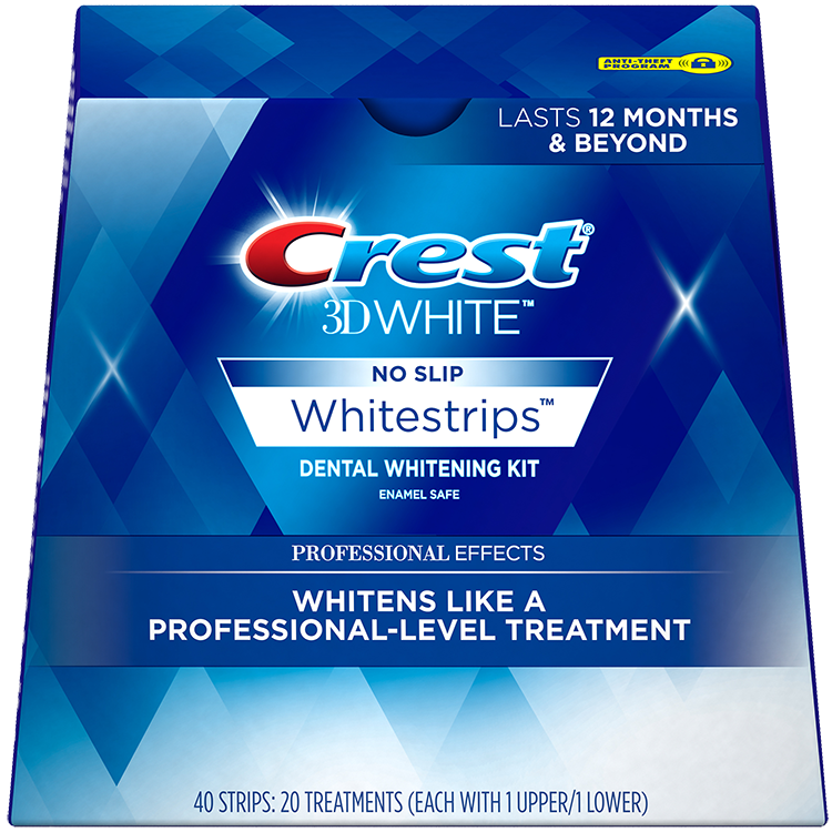 Crest 3D White Professional Effects - Giải Pháp Tẩy Trắng Răng Crest
